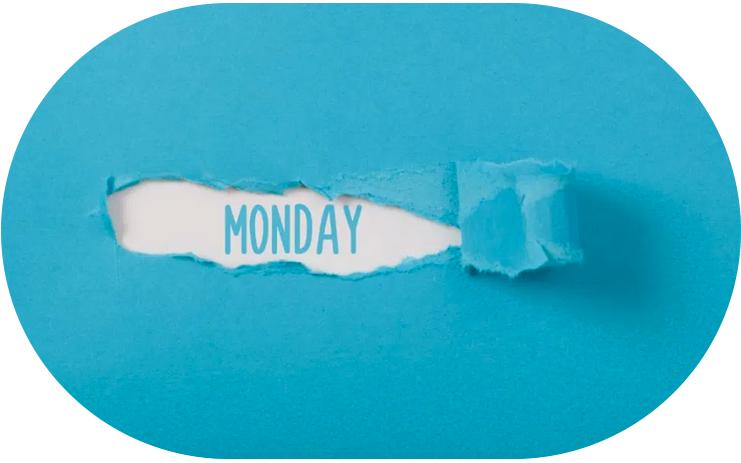Blue Monday, column Sandra Botman Wervershoof